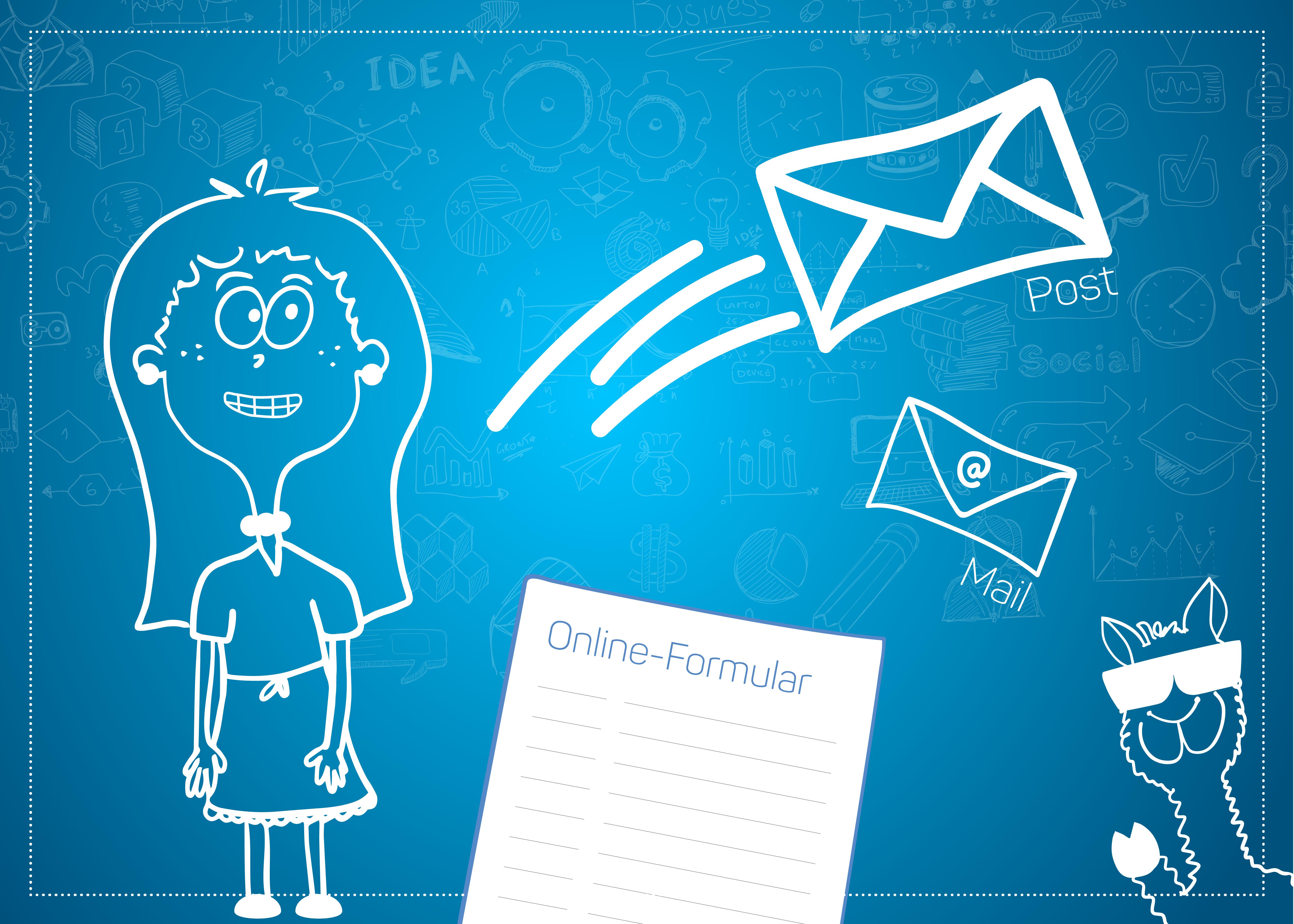 Online, E-Mail, Papierform, Guerilla-Bewerbung. Was ist besser?
