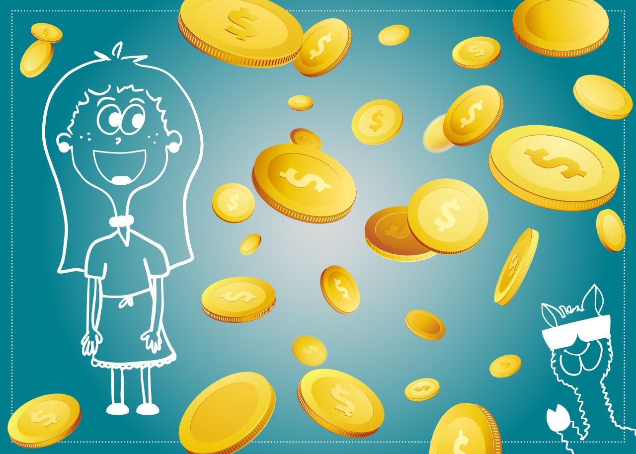 Money, money, money makes the Ausbildung go smooth