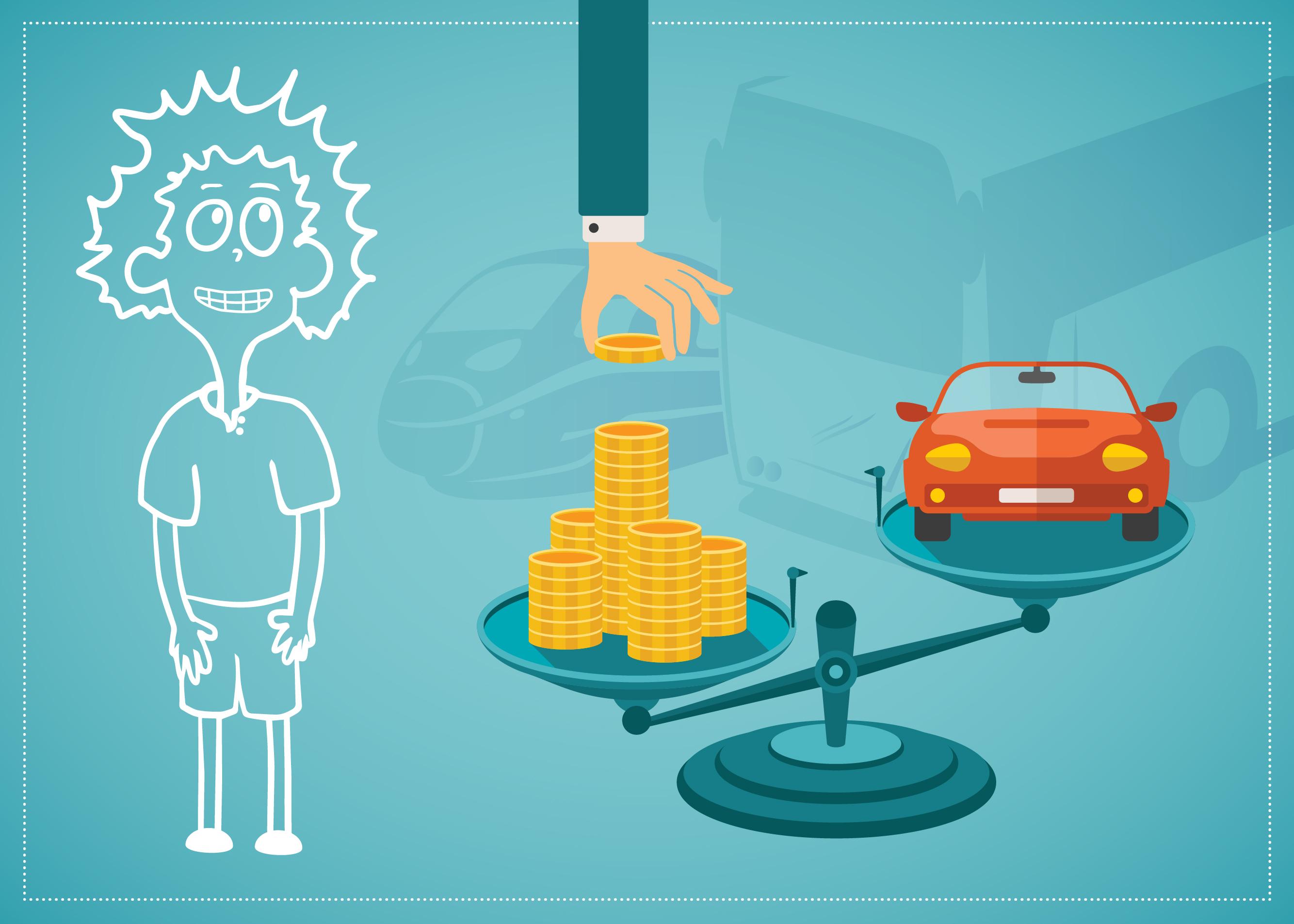 Die Fahrkosten für die Ausbildung bekommt Manni teilweise ersetzt