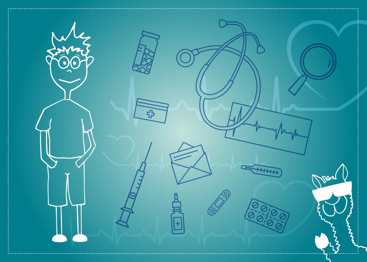 Die Erstuntersuchung für Azubis bietet einen Gesundheits-Check vor der Ausbildung